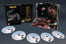Marillion: Clutching At Straws (Limited-Deluxe-Edition), 4 CDs