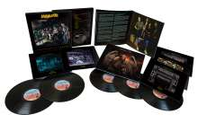 Marillion: Clutching At Straws (180g) (Limited-Deluxe-Edition), 5 LPs