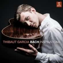 Thibaut Garcia - Bach Inspirations, CD