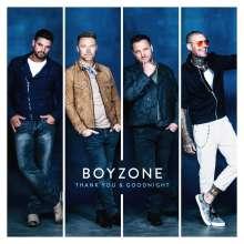 Boyzone: Thank You & Goodnight, CD