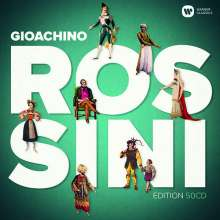 Gioacchino Rossini (1792-1868): Rossini-Edition, 50 CDs