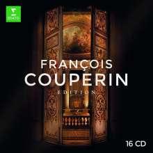 Francois Couperin (1668-1733): Francois Couperin Edition, 16 CDs
