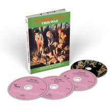 Jethro Tull: This Was (50th-Anniversary-Edition), 3 CDs