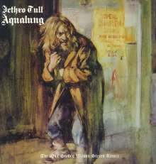 Jethro Tull: Aqualung (The 2011 Steven Wilson Stereo Remix) (Deluxe-Edition), LP