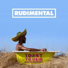 Rudimental: Toast To Our Differences, CD
