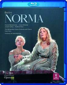 Vincenzo Bellini (1801-1835): Norma, Blu-ray Disc