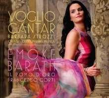 Emöke Barath - Voglio Cantar, CD