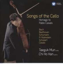 Taeguk Mun & Chi Ho Han - Songs of the Cello, CD