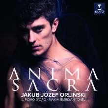Jakub Jozef Orlinski - Anima Sacra, CD