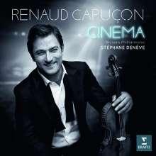 Renaud Capucon - Cinema, CD
