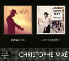 Christophe Maé: 2 Originals (L'Attrape-Reves / Je Veux Du Bonheur), 2 CDs