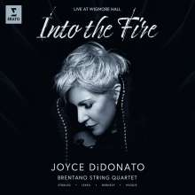 Joyce DiDonato - Into the Fire (Live at Wigmore Hall), CD
