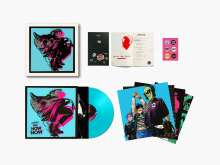 Gorillaz: The NowNow (180g) (Limited-Deluxe-Edition) (Petrol Turqouise Vinyl), LP