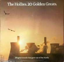 The Hollies: 20 Golden Greats, LP