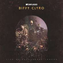 Biffy Clyro: MTV Unplugged (Live At Roundhouse, London), 1 CD und 1 DVD