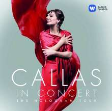 Callas in Concert - The Hologram Tour, CD