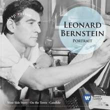 Leonard Bernstein (1918-1990): Leonard Bernstein - Portrait, CD