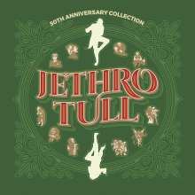 Jethro Tull: 50th Anniversary Collection, CD