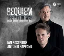 Ian Bostridge - Requiem (The Pity of War), CD