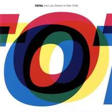New Order & Joy Division: Total, 2 LPs