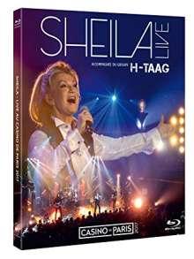 Sheila: Live: Casino De Paris 2017, Blu-ray Disc