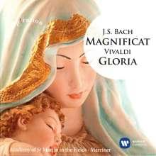 Johann Sebastian Bach (1685-1750): Magnificat D-Dur BWV 243, CD