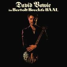 "David Bowie: Filmmusik: In Bertolt Brecht's Baal (Limited-Edition), Single 10"""