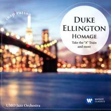 UMO Jazz Orchestra: Duke Ellington: Homage, CD