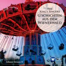King's Singers - G'schichten aus dem Wienerwald, CD