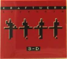 Kraftwerk: 3-D The Catalogue, CD