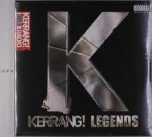 Kerrang! Legends, 2 LPs