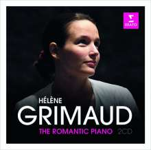 Helene Grimaud - The Romantic Piano, 2 CDs