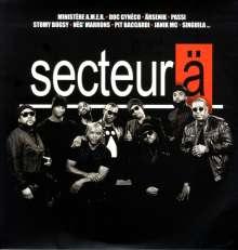 Secteur Ä: Best of Secteur Ä, 2 LPs