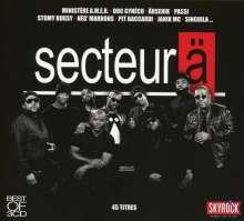 Secteur Ä: Best of Secteur Ä, 3 CDs