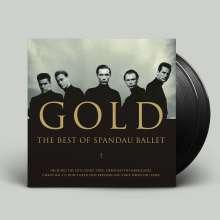 Spandau Ballet: Gold - The Best Of Spandau Ballet, 2 LPs