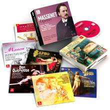 Jules Massenet (1842-1912): 7 Opern, 16 CDs
