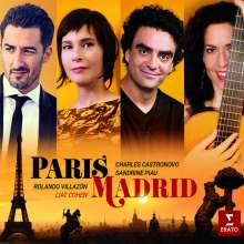 Liat Cohen - Paris Madrid, CD