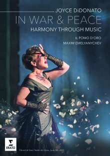 Joyce DiDonato - In War & Peace (Harmony through Music), DVD