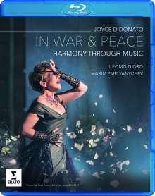 Joyce DiDonato - In War & Peace (Harmony through Music), Blu-ray Disc