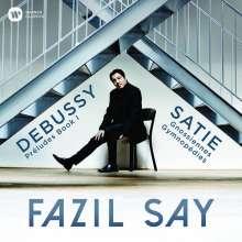 Fazil Say - Debussy & Satie, CD
