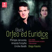 Christoph Willibald Gluck (1714-1787): Orfeo ed Euridice (Neapel-Fassung 1774) (Deluxe-Ausgabe), CD