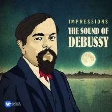 Claude Debussy (1862-1918): Impressions - The Sound of Debussy, 3 CDs