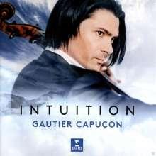 Gautier Capucon - Intuition, CD