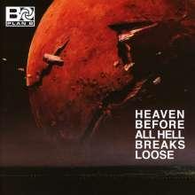 Plan B (Ben Drew): Heaven Before All Hell Breaks Loose, CD