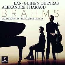 Johannes Brahms (1833-1897): Cellosonaten Nr.1 & 2, CD