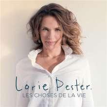 Lorie Pester: Les Choses De La Vie, CD