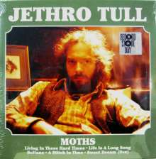 Jethro Tull: Moths (Limited-Edition), Single 10""