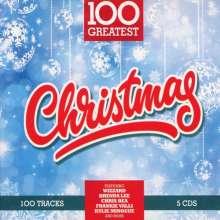 100 Greatest: Christmas, 5 CDs