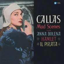 Maria Callas - Mad Scenes (180g), LP