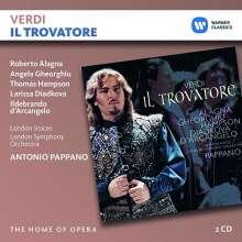 Giuseppe Verdi (1813-1901): Il Trovatore, 2 CDs